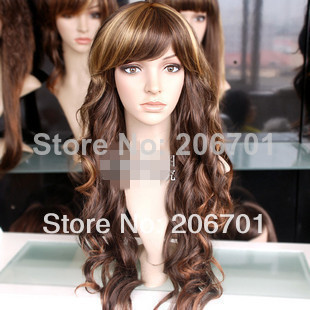 25-inch-lady-long-sexy-brown-wavy-party-hair-wig