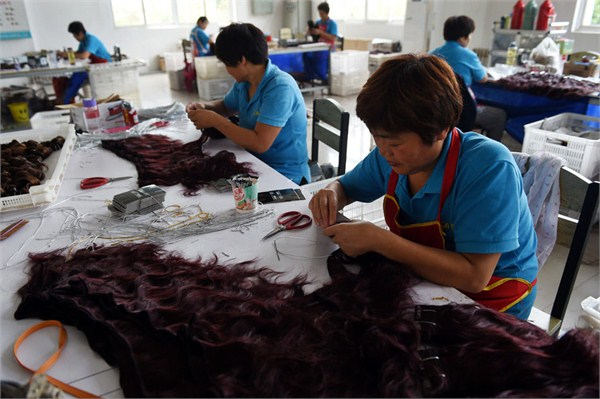 hair-factory-taihe-anhui