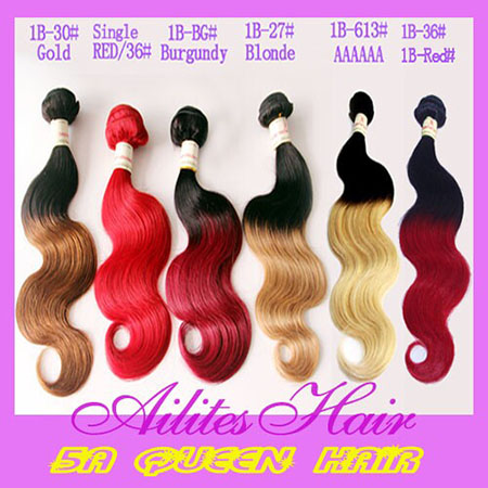 ombre hair extensions for sale