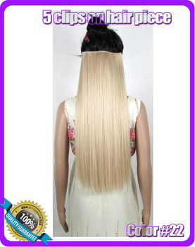 #22 synthetic hair extension