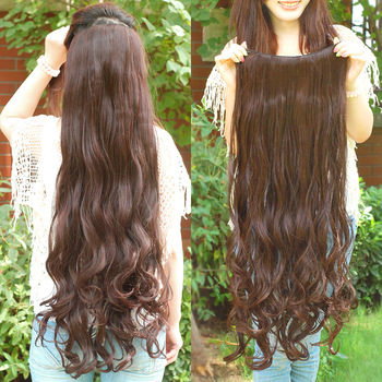 Top 10 aliexpress synthetic hair extensions for sale 39inch long wavy synthetic hair extension pmusecretfo Images
